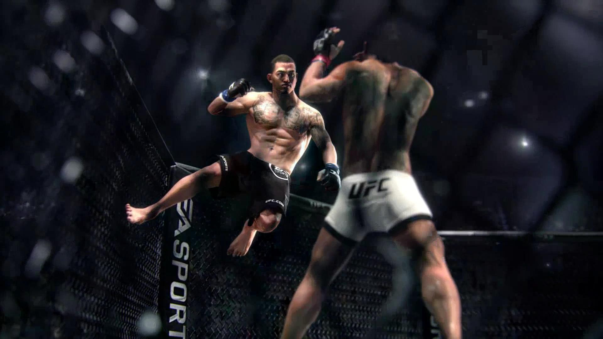 Ea Sports Ufc 2 Zahlreiche Informationen Ps4f Playstation 4 Fan Sony Ps4