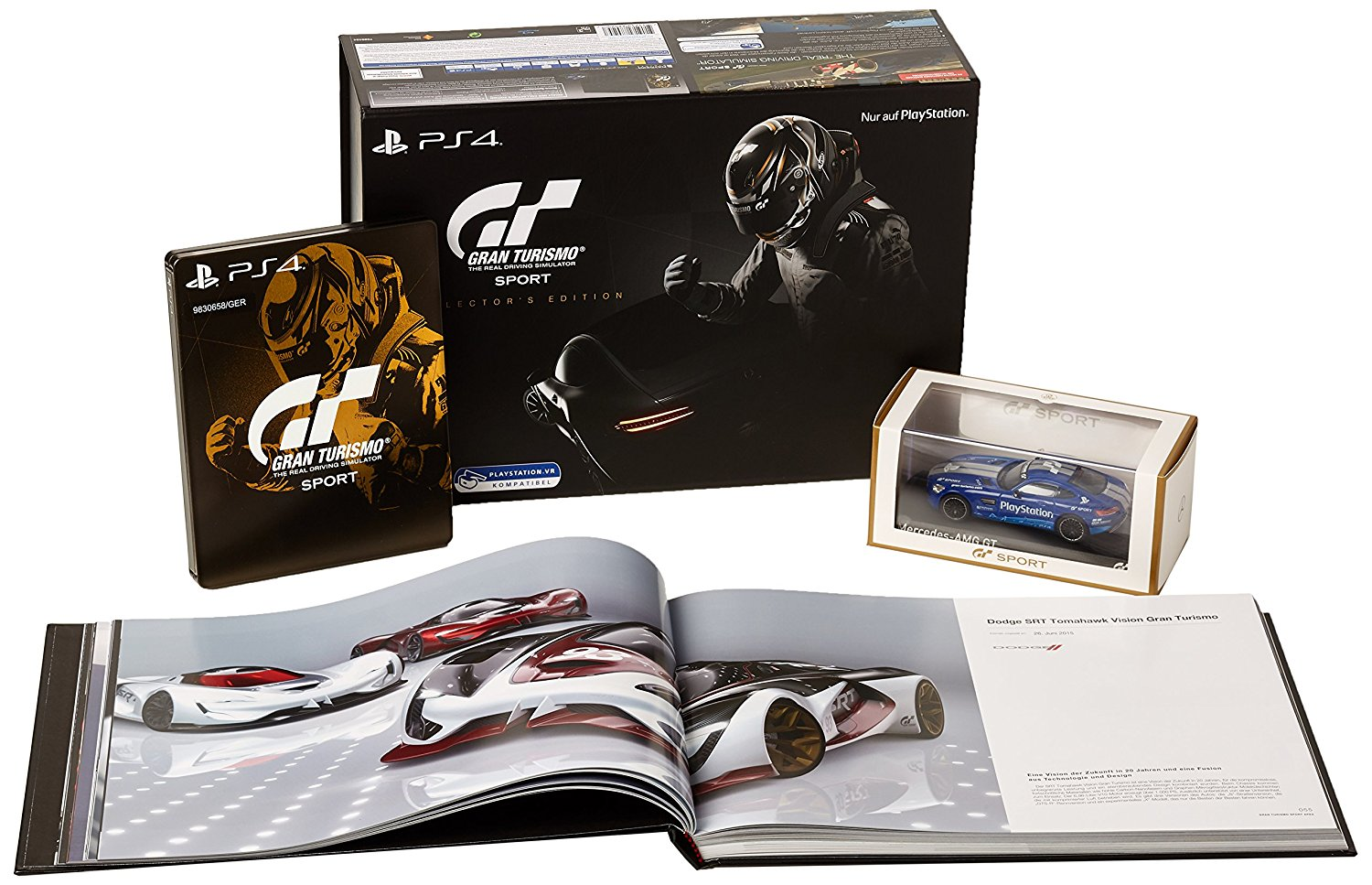 Wow! Krasses Angebot - Gran Turismo Sport - Collector\'s Edition ...
